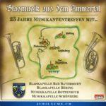 CD Blasmusik aus dem Ammertal