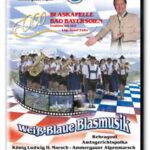 DVD Weiß-Blaue Blasmusik Moderation Gerd Rubenbauer