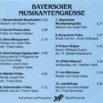 Musikantengruesse