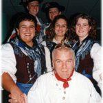 DJ Ötzi und die Mädels der Blaskapelle