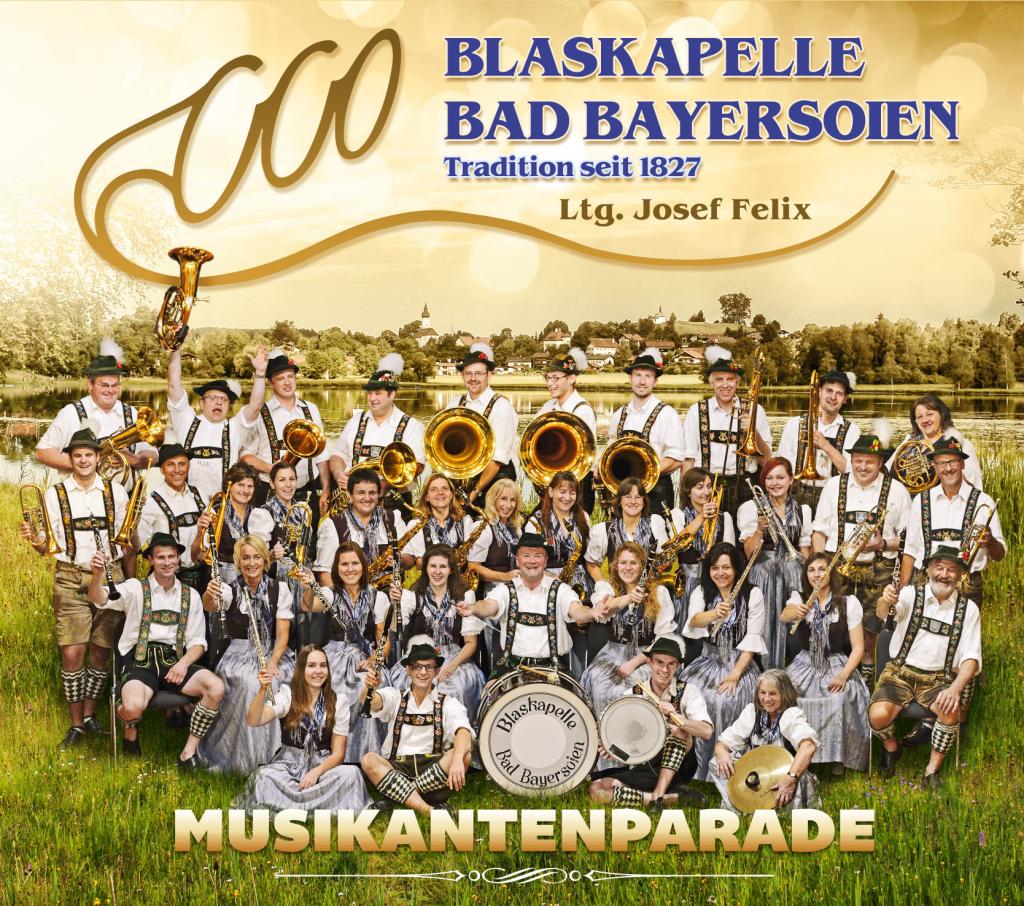 CD Musikantenparade